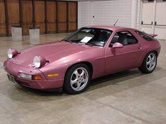 Porsche 928 5.0 GT manual