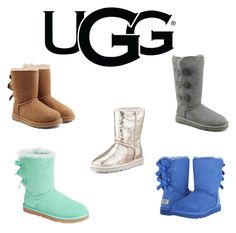 """""""Which UGG boot?"""" by gymnastics7 ❤ liked on Polyvore featuring UGG Australia"""