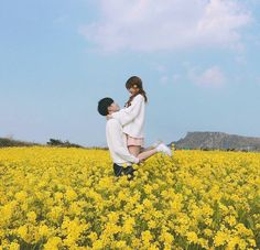 Jeju Island South Korea - credits to the owners- Couples In Love, Girls In Love, Korean Couple Photoshoot, Couple Ulzzang, Breastfeeding Photos, Girls Spring Dresses, Future Photos, Kawaii, Fashion Couple