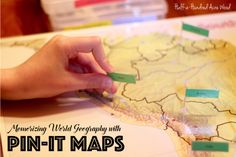 Hands On Geography Learning