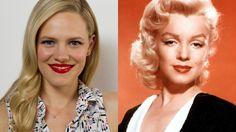 Marilyn Monroe's Winged Eyeliner