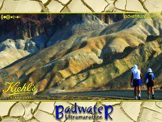 Badwater Ultramarathon - July in Death Valley. Whew!