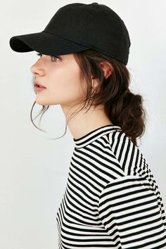 FINALLY a hat you can wear high ponytails or messy buns with ... 56945b4ca06