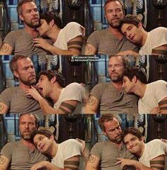 Teen Wolf … JR Bourne and Tyler Posey as Argent and Scott - Famous Last Words Teen Wolf Memes, Teen Wolf Quotes, Teen Wolf Funny, Teen Wolf Boys, Teen Tv, Teen Wolf Dylan, Teen Wolf Cast, Teen Wolf Mtv, Scott Mccall