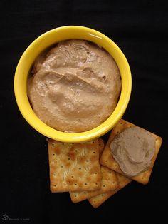 Pasteta z kuracich peceni Peanut Butter, Indie, Bread, Food, Liquor, Breads, Baking, Meals, Yemek