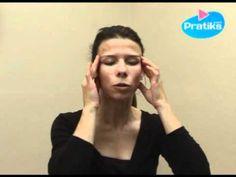 Auto massage - Comment se masser le visage ?