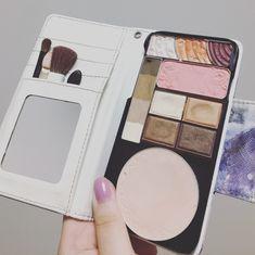 整理しようと思っても、どのアイテムも必要だから取捨選択できない。。そんなあなたにオススメなのが、いま話題のDIY「メイクパレット」♪作り方やみんなのおしゃれメイクパレットを参考に作れるようになろう! How To Make Hair, Eye Make Up, Basic Makeup, Makeup Tips, Diy Beauty, Beauty Makeup, Magnetic Makeup Palette, Diy Makeup Storage, Japanese Makeup