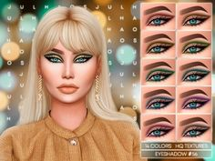 The Sims 4 Skin, The Sims 4 Pc, Sims 4 Mm Cc, Sims 4 Game Mods, Sims Mods, Sims 4 Mods Clothes, Sims 4 Clothing, Sims 4 Decades Challenge, Sims 4 Tsr