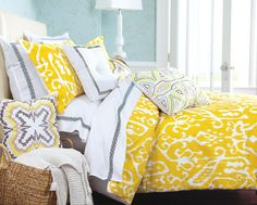 Trina Turk Trina Turk Ikat Bedding Collection