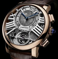 The new Cartier high-complication and high-jewelry watches with images, price, background, specs, & our expert analysis.