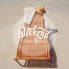 #Weekend - #offline! Have a good one folks! #madewithstudio