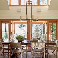 Casual Rustic - Pacific Northwest Homes - Coastal Living