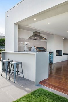 Alfresco Delight | Corian