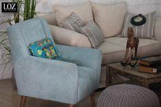 כורסא כחולה (958x636)  #LivingRoom Living Room