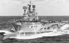 HMS Ark Royal (R09) was an Audacious-class aircraft carrier of the Royal Navy.