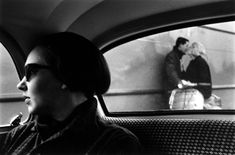 Drive In - Louis Stettner, On a Dutch Ferry