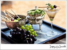 The recipe for my nominated Vineyard Martini is on my Monday Morning Bartender Blog!