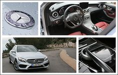 2015 Mercedes-Benz C-Class First ImpressionsThe brand new 2015 Mercedes-Benz C-Class is the perfect example of luxury-meets-technology.This particular Benz is at the forefront of midsize luxury vehicles. #Mercedes #MercedesBenz #CClass