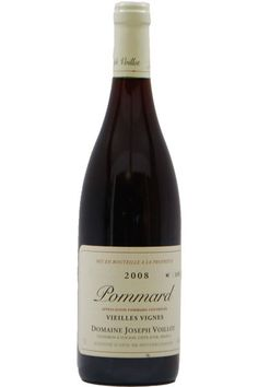 Domaine Joseph Voillot Pommard Rugiens 2008 -- something to buy and HOLD