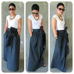 Diy maxy dress