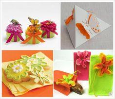 Cristal éléments Orange mamercspecies Papillon Broche Mariage Fashion Cadeaux