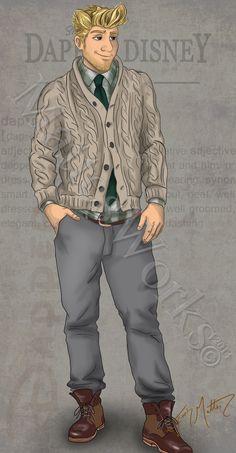 Dapper+Kristoff+by+MattesWorks.deviantart.com+on+@DeviantArt