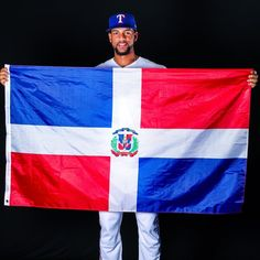Repping the DR with pride. 🇩🇴 #HispanicHeritageMonth The post Texas Rangers: Repping the DR with pride. #HispanicHeritageMonth… appeared first on Raw Chili. Mlb Texas Rangers, Hispanic Heritage Month, Chili, Pride, Chile, Chilis