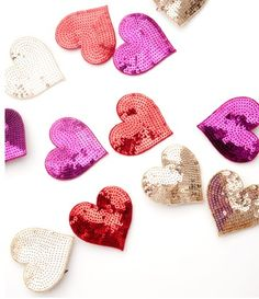 pretty pink tulips: Wear Your Heart....
