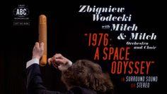 """Zapraszamy do Biblioteki Muzycznej 7 kwietnia na godz. 16.30 na kolejne spotkanie – projekcję: """"Muzyka w Klubowym Fotelu"""" – Muzyka na ekranie. Proponujemy do obejrzenia i wysłuchania nagranej na nowo i żywo, debiutanckiej, solowej płyty Zbigniewa Wodeckiego z 1976 r. – """"1976: A Space Odyssey"""" z towarzyszeniem zespołu Mitch & Mitch i orkiestrą. Wodecki i…   Biblioteka Muzyczna"""