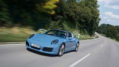 Porsche geeft Nederland weer tot tien stuks gelimiteerde Targa 4S