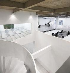 Galería de Conversión Fábrica Daxing / Nie Yong + Yoshimasa Tsutsumi - 20
