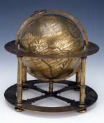 Terrestrial table globe - National Maritime Museum