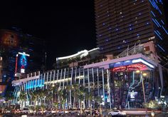 Cosmo Las Vegas - part of City Center and MY favorite hotel in Vegas.