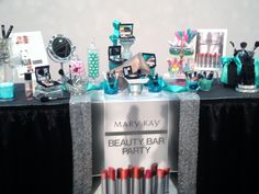 Beautiful holiday display Mary Kay 2014 Holiday display ~ contact me today to…