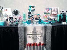 Beautiful holiday display Mary Kay 2014 Holiday display www.marykay.com/carmencusmano