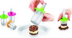 Mini stampi sandwich gelato