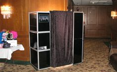 """Used Photo Booth from """"Memories in Minutes"""" it was the hit of the entire wedding!!"""