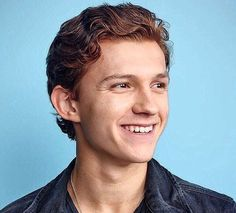 Tom Holland - he's kind of adorable, albeit 15 years too young for me.