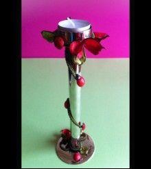 Πασχαλινό Χειροποίητο κερί HM 44 www.bythebook.gr Toothbrush Holder