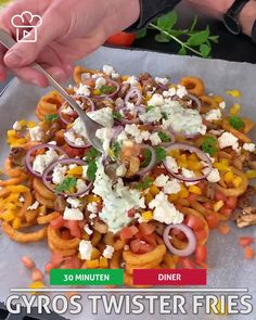 Fries, Bruschetta, Food Videos, Carne, Snacks, Easy Meals, Food And Drink, Potatoes, Cooking Recipes