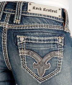 Rock Revival.. These jeans can make your butt look FABULOUS!! #rock revival #rocks #sexy jeans