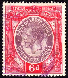 stamps South Africa