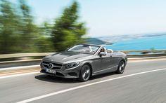 Mercedes S-Klasse Cabriolet: Komfort ist Trumpf