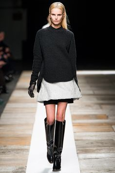 look 19 - Theyskens' Theory Fall 2013 Ready-to-Wear Collection Slideshow on Style.com