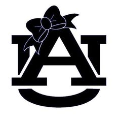 Auburn Tigers Girl Vinyl Decal Sticker - use as inspiration to make one for PSU