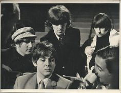 The Beatles - Blackpool Night Out, 1 Aug. 1965