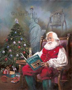 Picture Christmas Shows, Father Christmas, Santa Christmas, Christmas Pictures, Christmas Themes, Vintage Christmas, Christmas Mantles, Christmas Windows, Cowboy Christmas