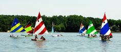 Lake Wylie SC Attractions | Camp Thunderbird is located along in Clover, SC, along Lake Wylie, SC ...