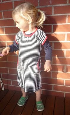 easy dress from a tshirt
