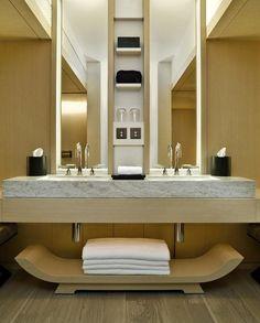 Luxury Hotel Style Bathroom design idea 7
